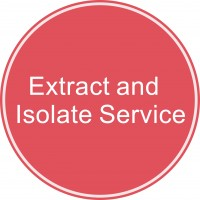 Extract and Isolate Service