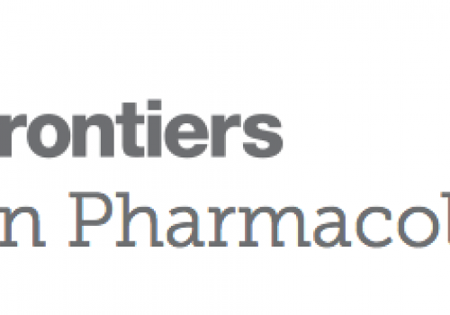 Frontiers in Pharmacology-08 March 2019